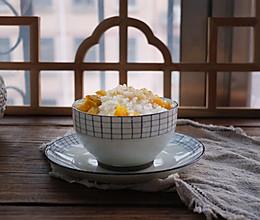 #秋天吃什么#南瓜糙米饭的做法