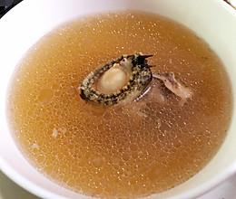 鲍鱼炖排骨汤(味道超鲜美的)的做法