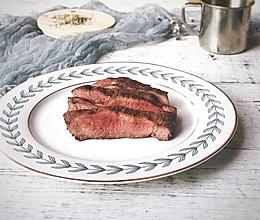 多汁鲜嫩的家常煎牛排的做法