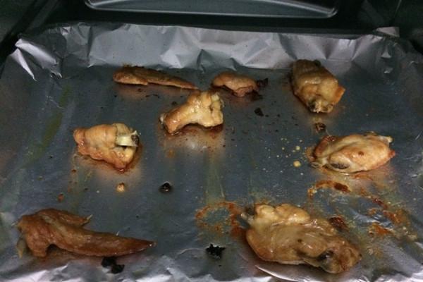 烤鸡翅的做法