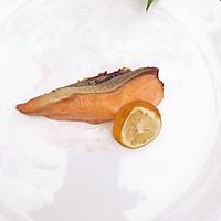 #爽口凉菜,开胃一夏!#烤三文鱼的做法图解4
