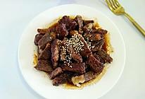 黑椒煎牛小排的做法