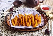 香酥鸡柳(简便法)#做道好菜,自我宠爱#的做法