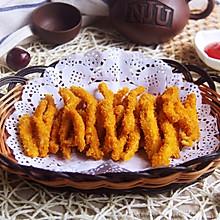 香酥鸡柳(简便法)#做道好菜,自我宠爱#