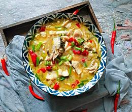 美味酸菜鱼的做法