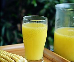 自制玉米汁的做法