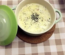 奶油蘑菇蛤蜊汤的做法