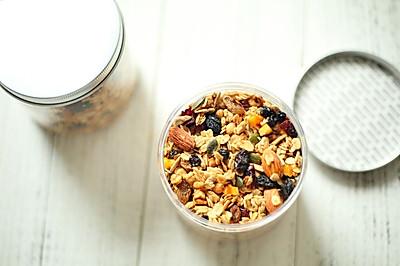 简单健康 — 无油低卡燕麦片