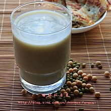 绿豆米豆浆