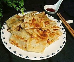 印度飞饼简单版的做法