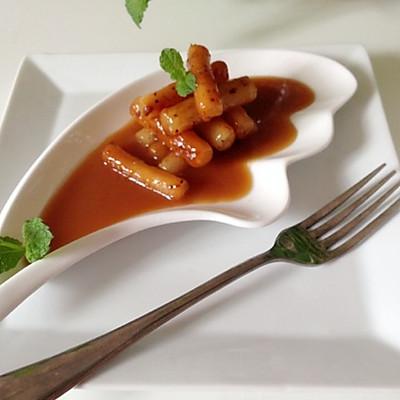 桂花糖炒年糕