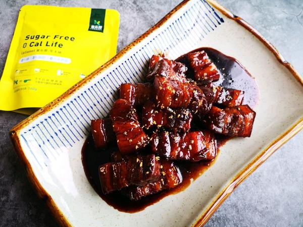 秘制桂花红烧肉的做法