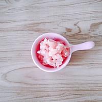 开胃解腻的萝卜小肉饼 宝宝辅食食谱的做法图解3