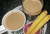 奶茶(黑糖奶茶)的做法
