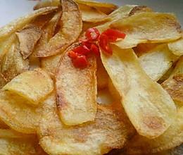 电饼铛版土豆片的做法