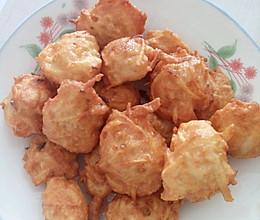 土豆丝丸子的做法