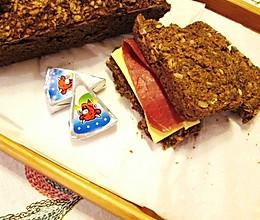 德式黑麦面包的做法