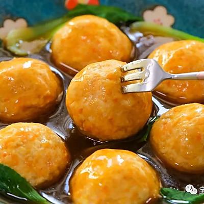 豆腐肉丸子 宝宝辅食食谱