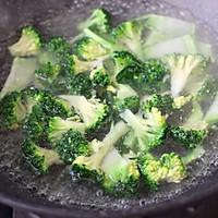#快手又营养,我家的冬日必备菜品#西兰花溜鸡肉条的做法图解6
