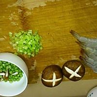 海鲜腊味焖饭#美的初心电饭煲#的做法图解4