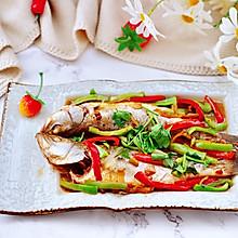 #快手又营养,我家的冬日必备菜品#啤酒酱焖海鲈鱼