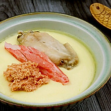 【蔓德拉的厨房】 乌鱼子鸡翅蒸蛋羹