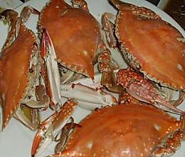 清水蟹的做法