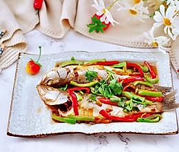 #快手又营养,我家的冬日必备菜品#啤酒酱焖海鲈鱼的做法