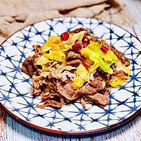 #助力高考营养餐#圆白菜炒肥牛卷的做法图解11