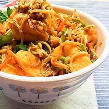 三丝汇豆腐