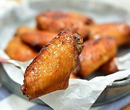 #肉食主义狂欢# 经典的蜜汁烤翅的做法
