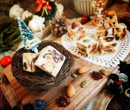 比牛轧糖好吃哒网红雪花酥#跨界烤箱 探索味来#的做法