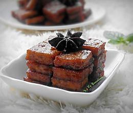 卤汁豆腐干的做法