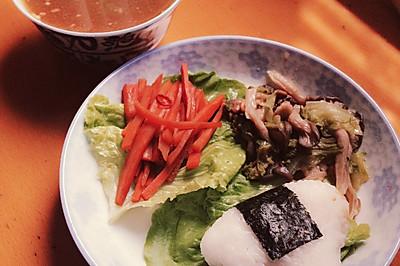 日式单身料理
