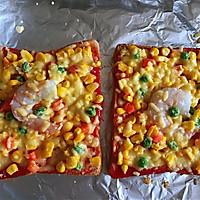 吐司披萨的做法图解7