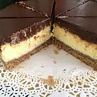 巧克力芝士蛋糕的做法图解7