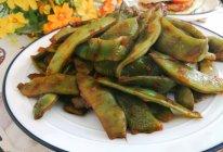 #中秋团圆食味#东北-干煸豆角的做法
