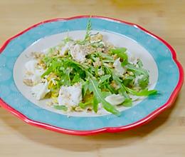 节瓜马苏里拉奶酪沙拉的做法