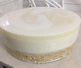 荔枝慕斯蛋糕6寸的做法