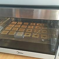 朗姆巧克力夹心饼干#美的烤箱菜谱#的做法图解11