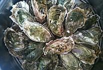 清蒸生蚝(最爱原汁原味)的做法
