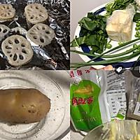 意大利荞麦Gnocchi 葱油拌疙瘩•四季荞麦香(三)的做法图解1