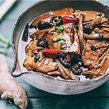 老豆腐金针菜