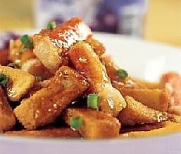 蟹肉豆腐的做法