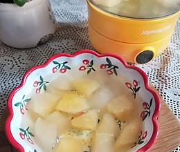 提免疫,抗疫情之~水果甜汤的做法