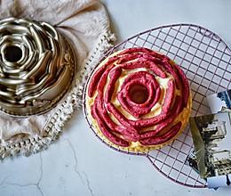 玫瑰花造型面包的做法
