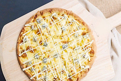 清爽水果披萨~巨好吃
