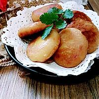 南瓜饼#优思明恋恋冬日,我要稳稳的爱#的做法图解8