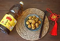 最香的外婆菜——团团圆圆炸丸子的做法