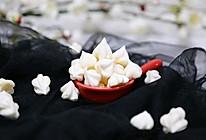酸奶溶豆豆#柏翠辅食节_烘焙零食#的做法
